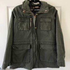 Women's Olive Green Steve Madden jacket!